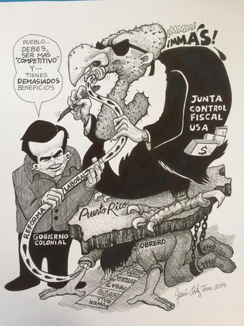Junta De Control Fiscal en Puerto Rico