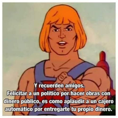 He-Man te aconseja