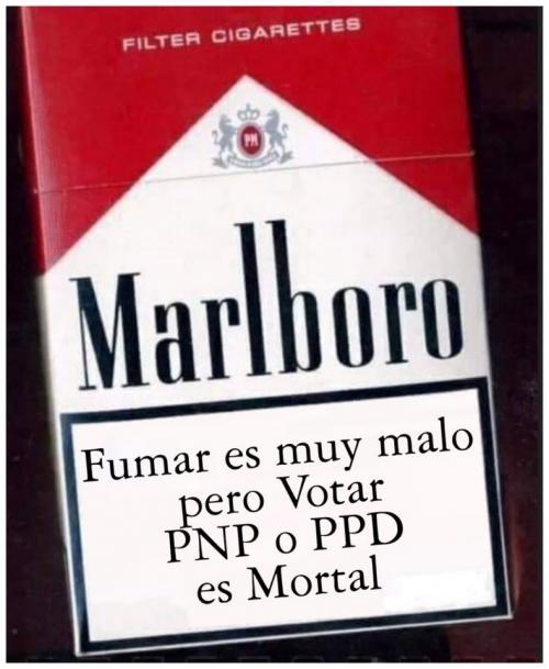Votar por los de siempre es peor que fumar